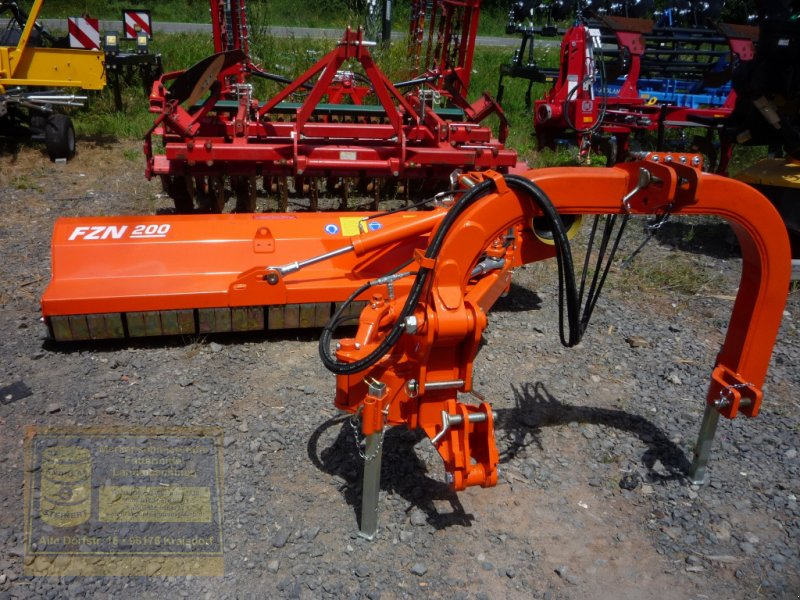 Mulchgerät & Häckselgerät типа Agrimaster Schlegelmulcher FZN 200, Neumaschine в Pfarrweisach (Фотография 2)
