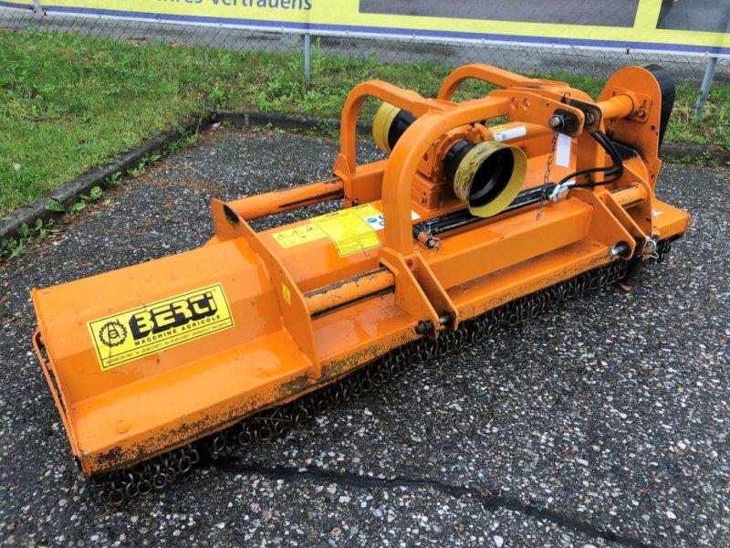 Mulchgerät & Häckselgerät des Typs Berti EKR/S 250, Gebrauchtmaschine in Villach (Bild 2)