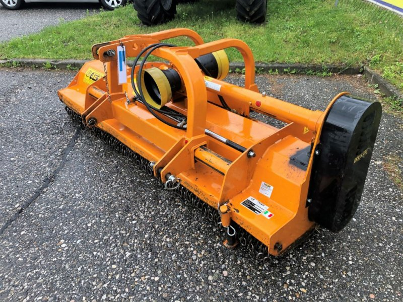 Mulchgerät & Häckselgerät des Typs Berti EKR/S 250, Gebrauchtmaschine in Villach (Bild 3)