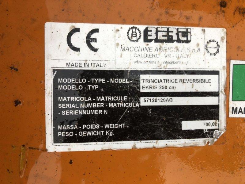 Mulchgerät & Häckselgerät des Typs Berti EKR/S 250, Gebrauchtmaschine in Villach (Bild 6)