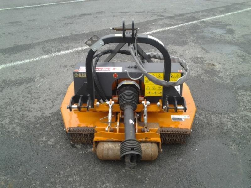 Mulchgerät & Häckselgerät typu Berti FLEXY125-175, Gebrauchtmaschine w ANTIGNY (Zdjęcie 1)