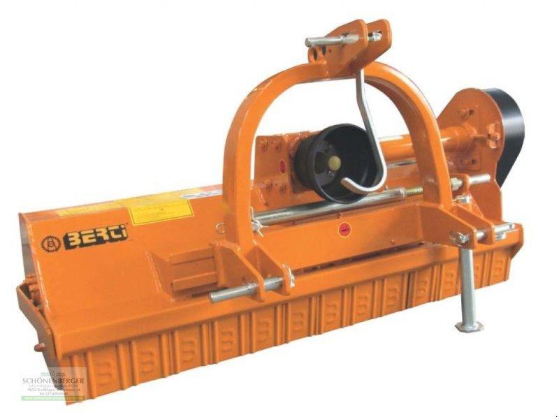 Mulchgerät & Häckselgerät des Typs Berti Park/P 160 kompakter Mulcher bis 40PS, Neumaschine in Steisslingen (Bild 1)