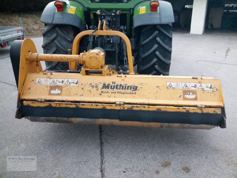 Mulchgerät & Häckselgerät des Typs Berti TBM 220, Gebrauchtmaschine in Ainring (Bild 1)