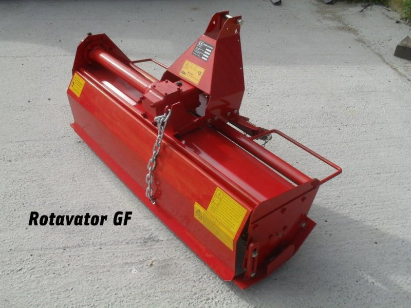 Mulchgerät & Häckselgerät типа Boxer ROTAVATOR GF 125, Gebrauchtmaschine в RETHEL (Фотография 1)