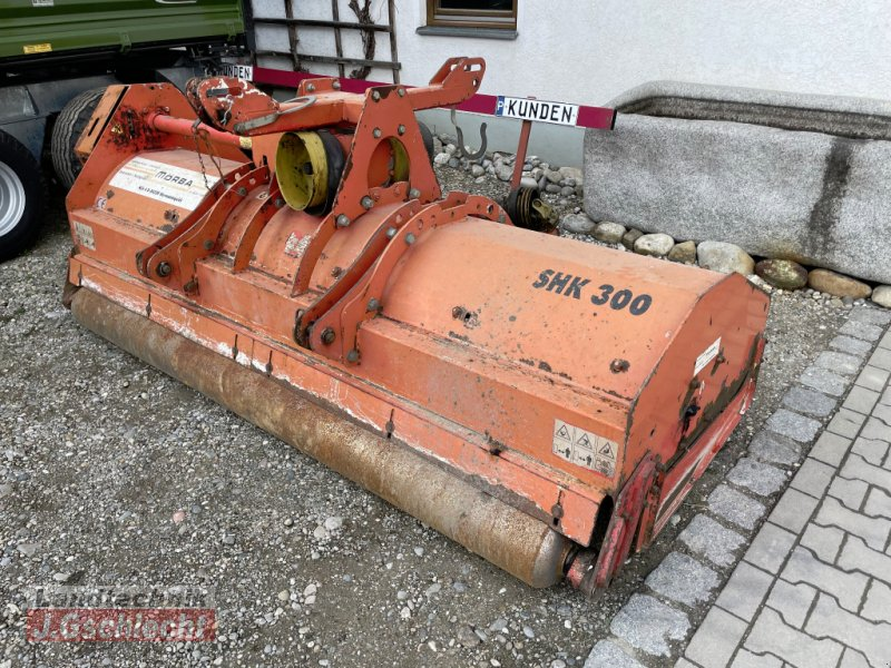 Mulchgerät & Häckselgerät des Typs Crosmec TSR C 280, Gebrauchtmaschine in Mühldorf (Bild 1)