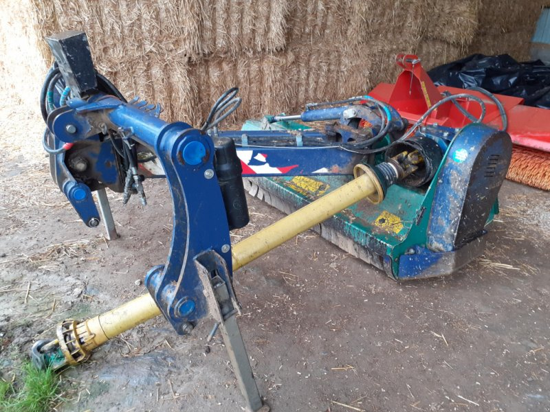 Mulchgerät & Häckselgerät типа Desvoys DMF 180 ENTREPRISE, Gebrauchtmaschine в LES TOUCHES (Фотография 1)