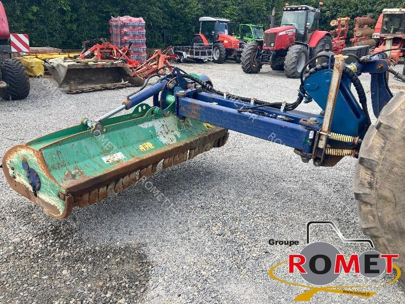 Mulchgerät & Häckselgerät tip Desvoys DMF ENTREPRISE 200, Gebrauchtmaschine in Gennes sur glaize (Poză 1)
