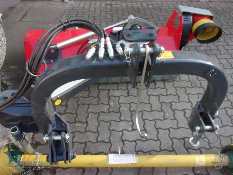 Mulchgerät & Häckselgerät des Typs DRAGONE ROAD VL 175, Neumaschine in Buchdorf (Bild 1)