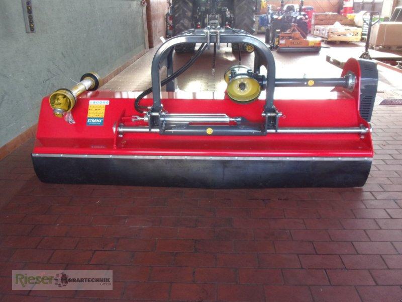 Mulchgerät & Häckselgerät des Typs DRAGONE VP 280 mit Sicherheitsschutz gem. BGU, Hochleistungsmulcher, Neumaschine in Nördlingen (Bild 1)