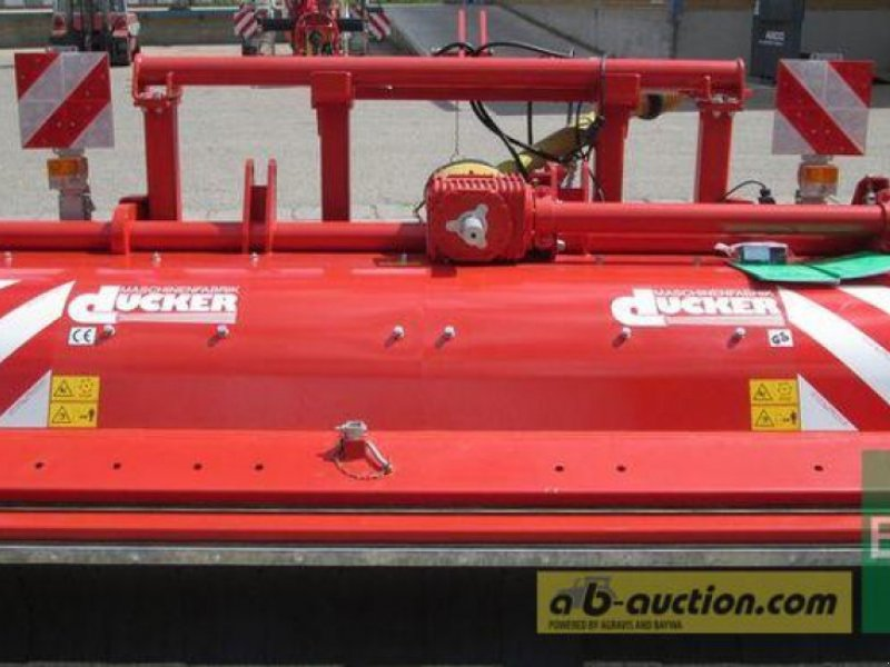 Mulchgerät & Häckselgerät des Typs Dücker UM 27 FV G7, Gebrauchtmaschine in Obertraubling (Bild 1)
