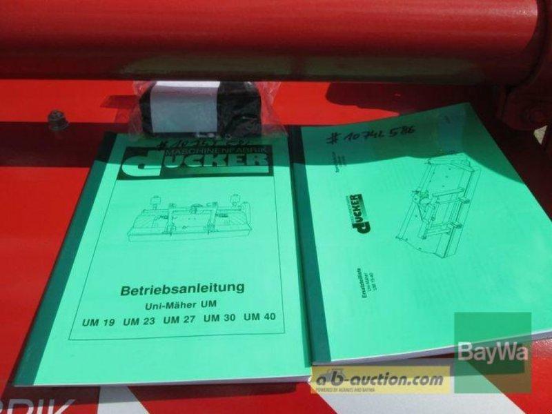 Mulchgerät & Häckselgerät des Typs Dücker UM 27 FV G7, Gebrauchtmaschine in Obertraubling (Bild 5)