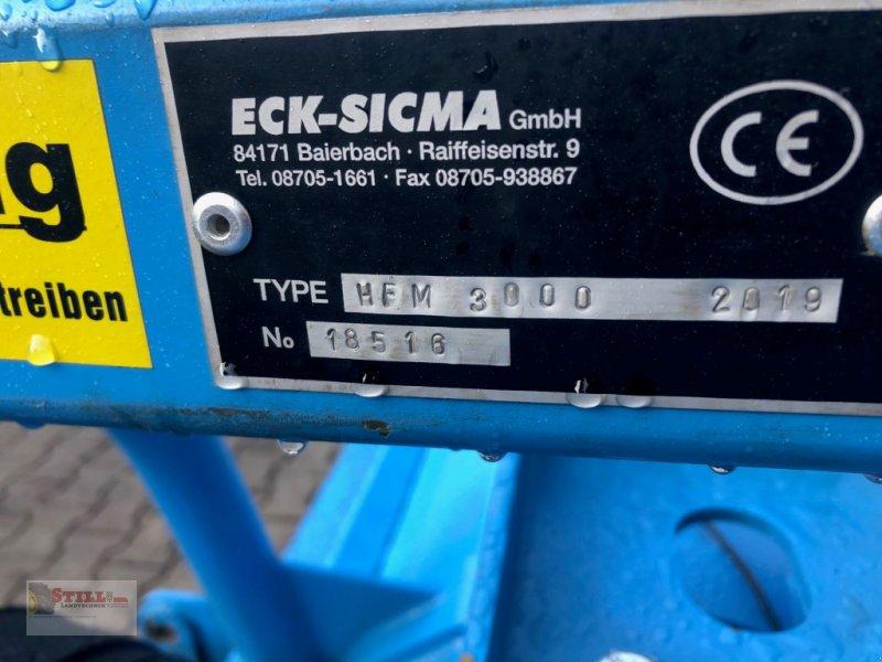 Mulchgerät & Häckselgerät des Typs Eck Sicma HFM 3000, Gebrauchtmaschine in Niederviehbach (Bild 3)