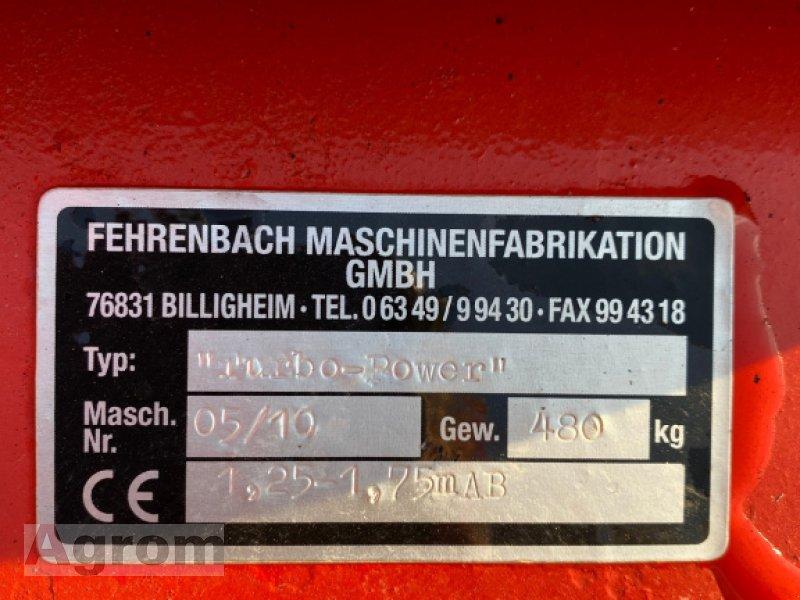Mulchgerät & Häckselgerät des Typs Fehrenbach  Turbo Power 1,25-1,75, Gebrauchtmaschine in Harthausen (Bild 6)