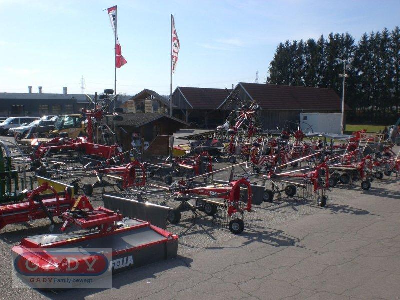 Mulchgerät & Häckselgerät des Typs Fella Baureihen, Neumaschine in Lebring (Bild 1)