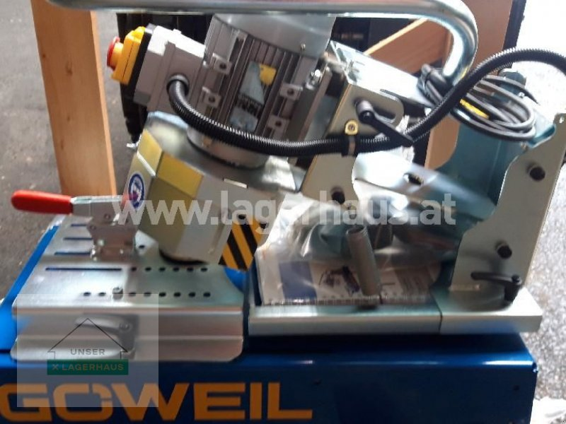 Mulchgerät & Häckselgerät des Typs Göweil MESSERSCHLEIFER MS 100 MIT KÜHLEINRICHTUNG, Neumaschine in Aschbach (Bild 1)