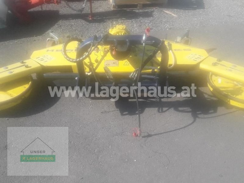 Mulchgerät & Häckselgerät des Typs Hermes FALCIATRICE HM 252, Gebrauchtmaschine in Feldbach (Bild 1)