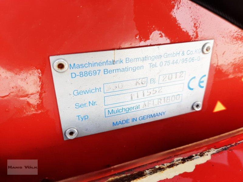 Mulchgerät & Häckselgerät des Typs Humus AFLR 1800, Gebrauchtmaschine in Antdorf (Bild 4)