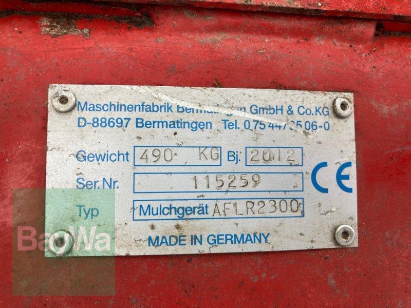 Mulchgerät & Häckselgerät des Typs Humus AFLR 2300, Gebrauchtmaschine in Giebelstadt (Bild 9)