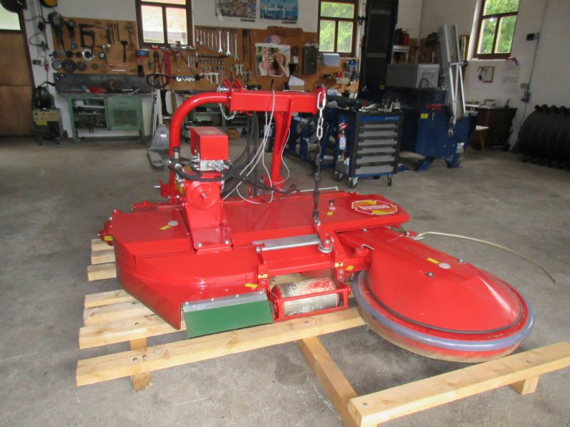Mulchgerät & Häckselgerät типа Humus AFLR 2500, Gebrauchtmaschine в Pliening (Фотография 1)