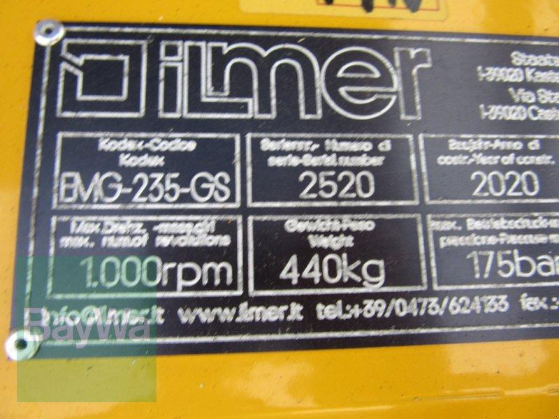 Mulchgerät & Häckselgerät des Typs Illmer EMG 235 GS, Gebrauchtmaschine in Volkach (Bild 4)