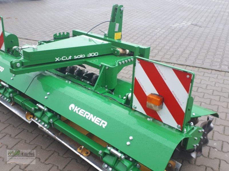 Mulchgerät & Häckselgerät des Typs Kerner X-Cut Solo 300, Gebrauchtmaschine in Pollenfeld (Bild 1)