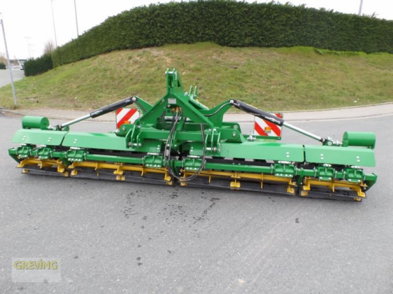 Mulchgerät & Häckselgerät des Typs Kerner X-Cut Solo 450, Neumaschine in Werne (Bild 3)