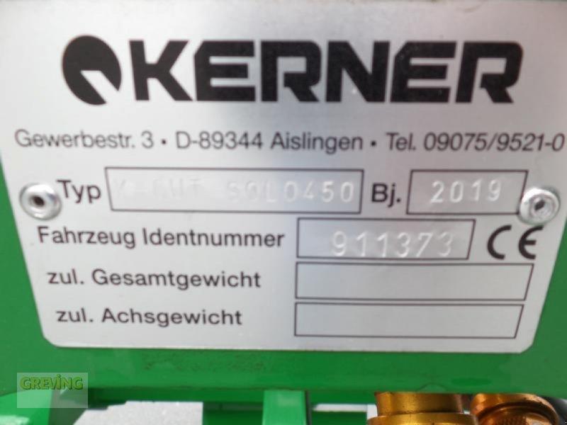 Mulchgerät & Häckselgerät des Typs Kerner X-Cut Solo 450, Neumaschine in Werne (Bild 19)