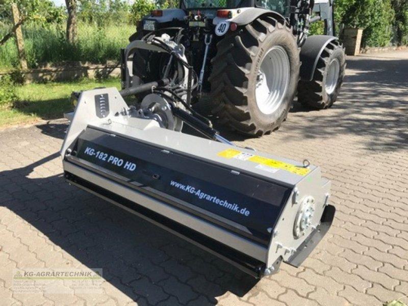 Mulchgerät & Häckselgerät des Typs KG-AGRAR KG 142 162 182 202 222 242 Mulchgerät, Neumaschine in Langensendelbach (Bild 1)