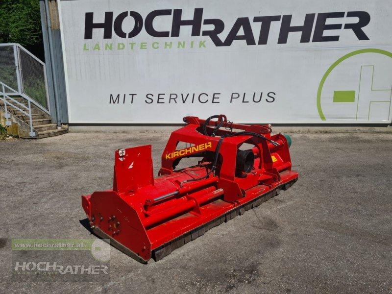 Mulchgerät & Häckselgerät des Typs Kirchner SM300 Front+Heck, Gebrauchtmaschine in Kronstorf (Bild 1)