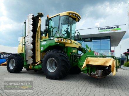 Krone Big M II Selbstfahrmäher Mulchgerät & Häckselgerät