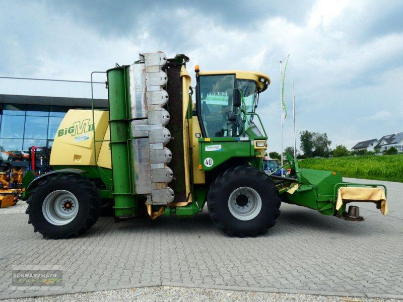 Mulchgerät & Häckselgerät типа Krone Big M II Selbstfahrmäher, Gebrauchtmaschine в Aurolzmünster (Фотография 6)