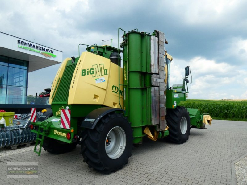 Mulchgerät & Häckselgerät типа Krone Big M II Selbstfahrmäher, Gebrauchtmaschine в Aurolzmünster (Фотография 2)