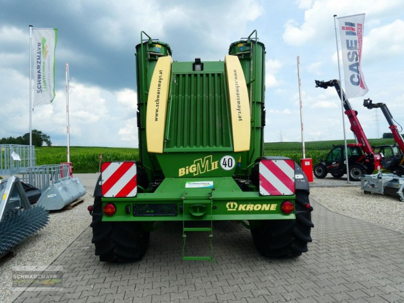 Mulchgerät & Häckselgerät типа Krone Big M II Selbstfahrmäher, Gebrauchtmaschine в Aurolzmünster (Фотография 7)