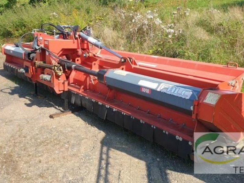 Mulchgerät & Häckselgerät des Typs Kronos 6000 P, Gebrauchtmaschine in Grimma (Bild 1)