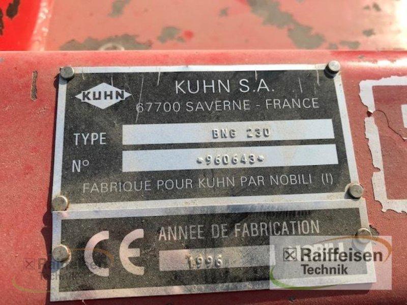 Mulchgerät & Häckselgerät des Typs Kuhn Mulcher BNG 230, Gebrauchtmaschine in Bebra (Bild 8)