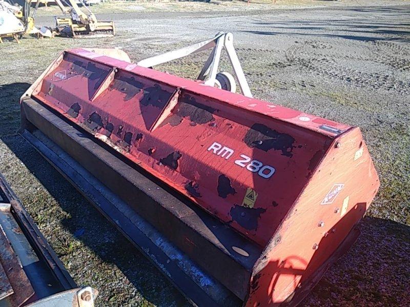 Mulchgerät & Häckselgerät des Typs Kuhn RM 280, Gebrauchtmaschine in Gueret (Bild 1)