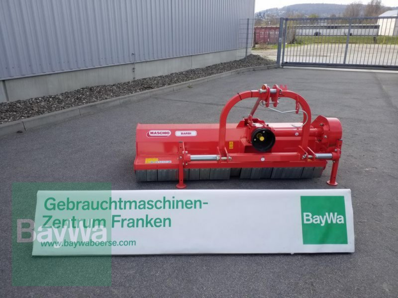 Mulchgerät & Häckselgerät des Typs Maschio BARBI 180, Gebrauchtmaschine in Bamberg (Bild 1)