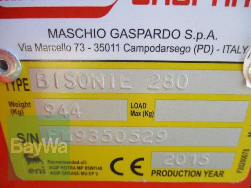 Mulchgerät & Häckselgerät des Typs Maschio BISONTE  280           #442, Gebrauchtmaschine in Schönau b.Tuntenhaus (Bild 4)