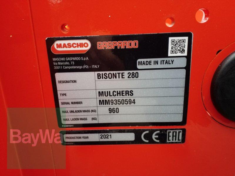 Mulchgerät & Häckselgerät des Typs Maschio Bisonte 280 *Miete ab 162€/Tag*, Gebrauchtmaschine in Bamberg (Bild 8)