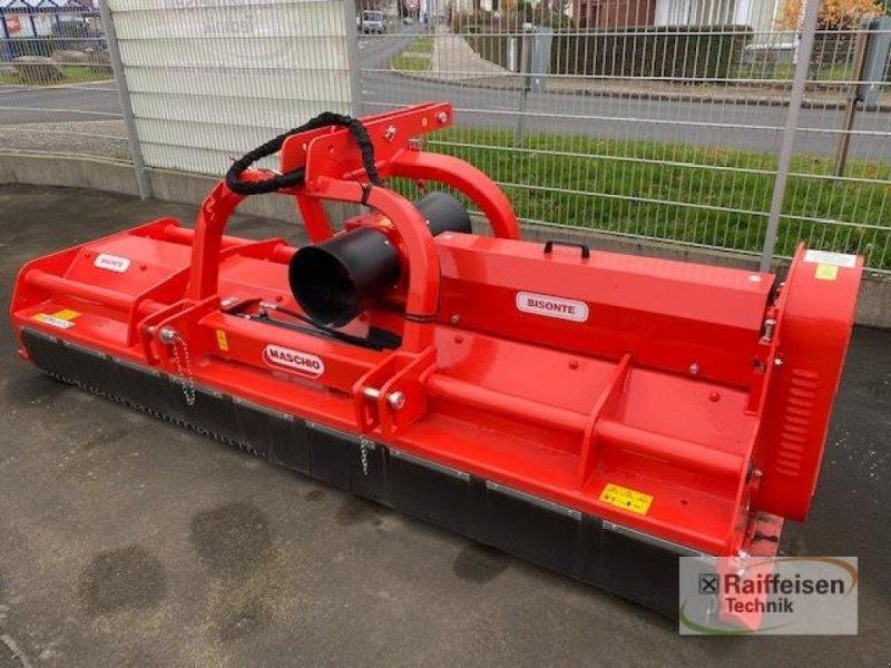 Mulchgerät & Häckselgerät des Typs Maschio Bisonte 280 Muchler, Ausstellungsmaschine in Amöneburg - Roßdorf (Bild 1)