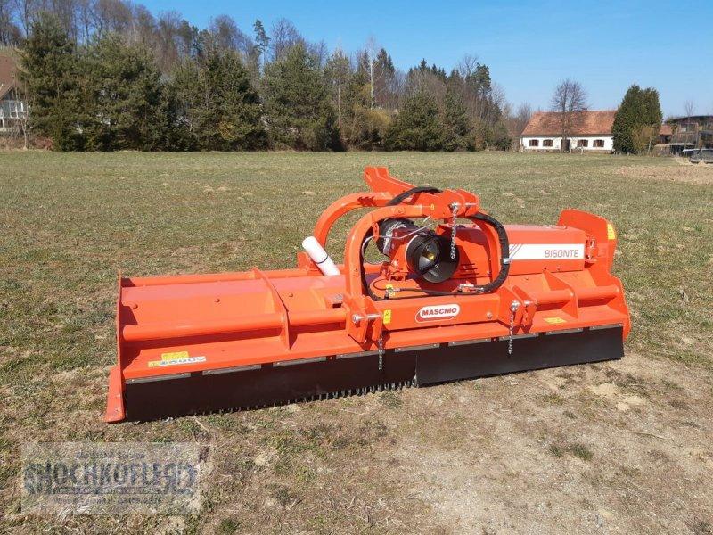 Mulchgerät & Häckselgerät des Typs Maschio Bisonte 280, Neumaschine in Wies (Bild 1)
