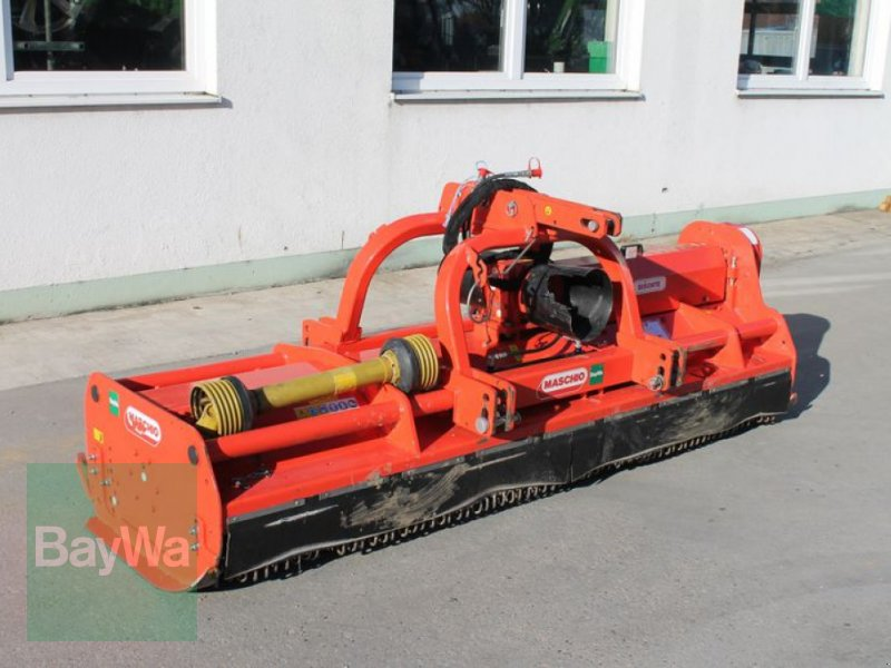 Mulchgerät & Häckselgerät des Typs Maschio Bisonte 280, Gebrauchtmaschine in Straubing (Bild 3)