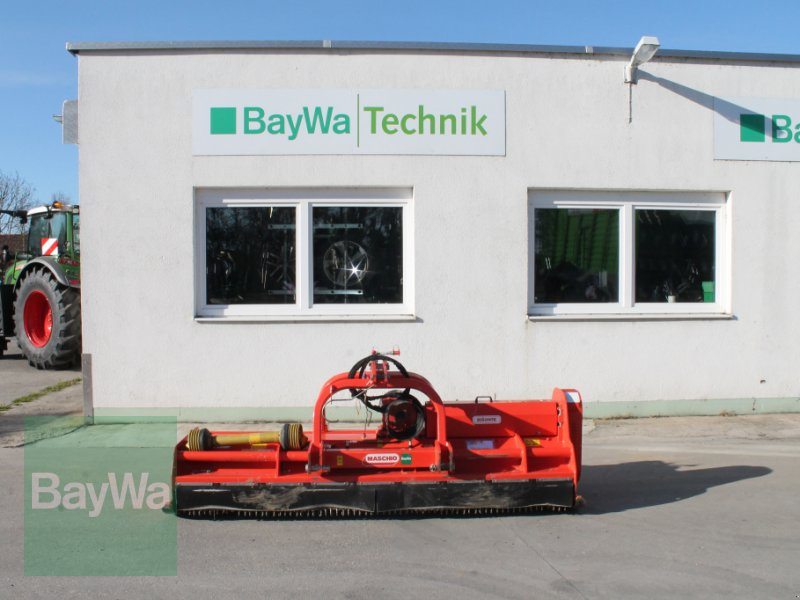 Mulchgerät & Häckselgerät des Typs Maschio Bisonte 280, Gebrauchtmaschine in Straubing (Bild 1)
