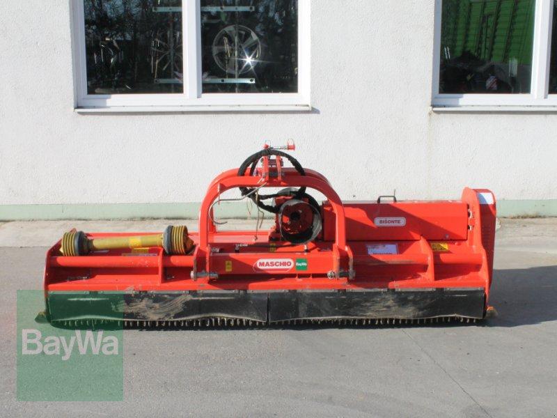 Mulchgerät & Häckselgerät des Typs Maschio Bisonte 280, Gebrauchtmaschine in Straubing (Bild 4)