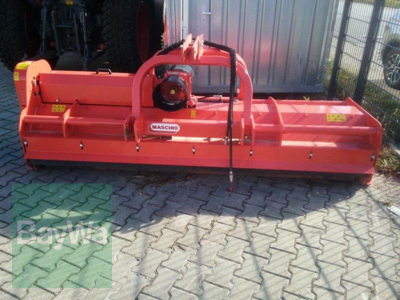 Mulchgerät & Häckselgerät des Typs Maschio BISONTE 280, Gebrauchtmaschine in Scherenfeld (Bild 1)