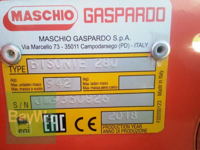 Mulchgerät & Häckselgerät des Typs Maschio BISONTE 280, Gebrauchtmaschine in Scherenfeld (Bild 6)