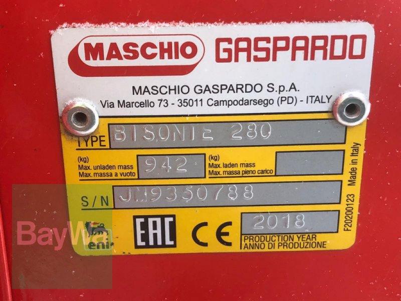 Mulchgerät & Häckselgerät des Typs Maschio Bisonte 280, Vorführmaschine in Weiden i.d.Opf. (Bild 9)