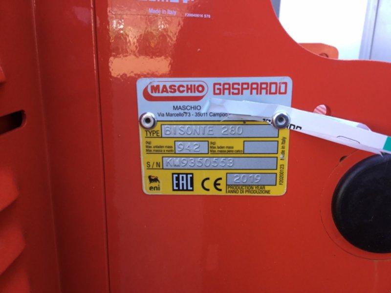 Mulchgerät & Häckselgerät des Typs Maschio Bisonte 280, Neumaschine in Bühl (Bild 5)