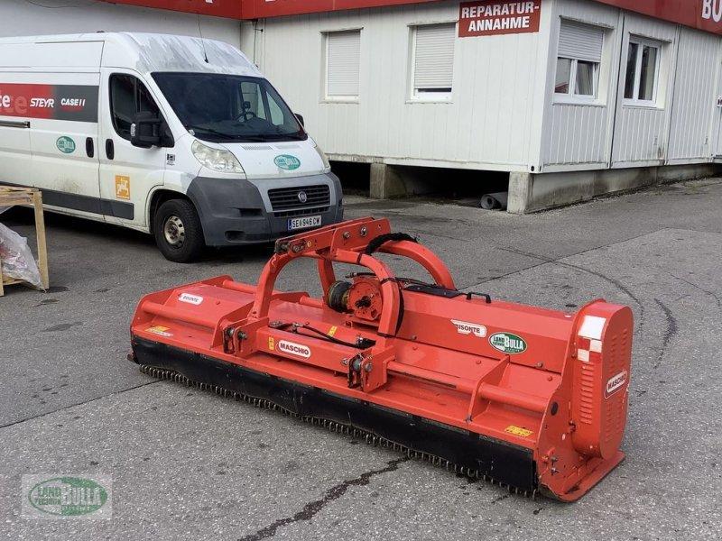 Mulchgerät & Häckselgerät des Typs Maschio Bisonte 280, Gebrauchtmaschine in Sierning (Bild 1)