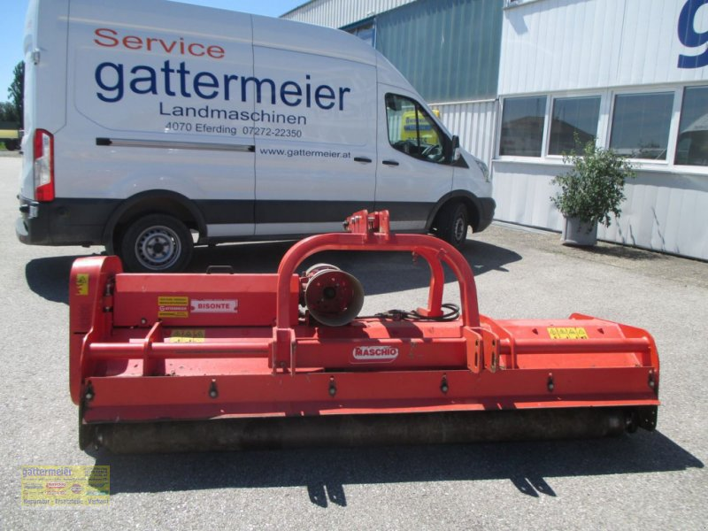 Mulchgerät & Häckselgerät des Typs Maschio Bisonte 280, Gebrauchtmaschine in Eferding (Bild 1)